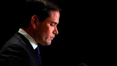 Marco Rubio abandona tras caer en Florida en una jornada gloriosa para Trump y Clinton