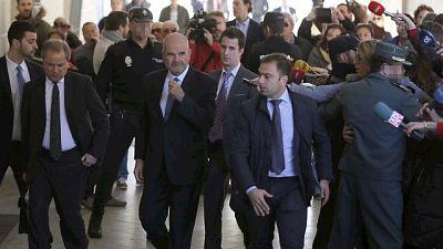 El expresidente de Andalucía, Manuel Chaves, declara por el caso de los ERE