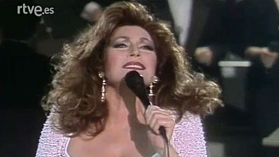 Rocío Jurado en 'Sábado noche' (6/5/1989)