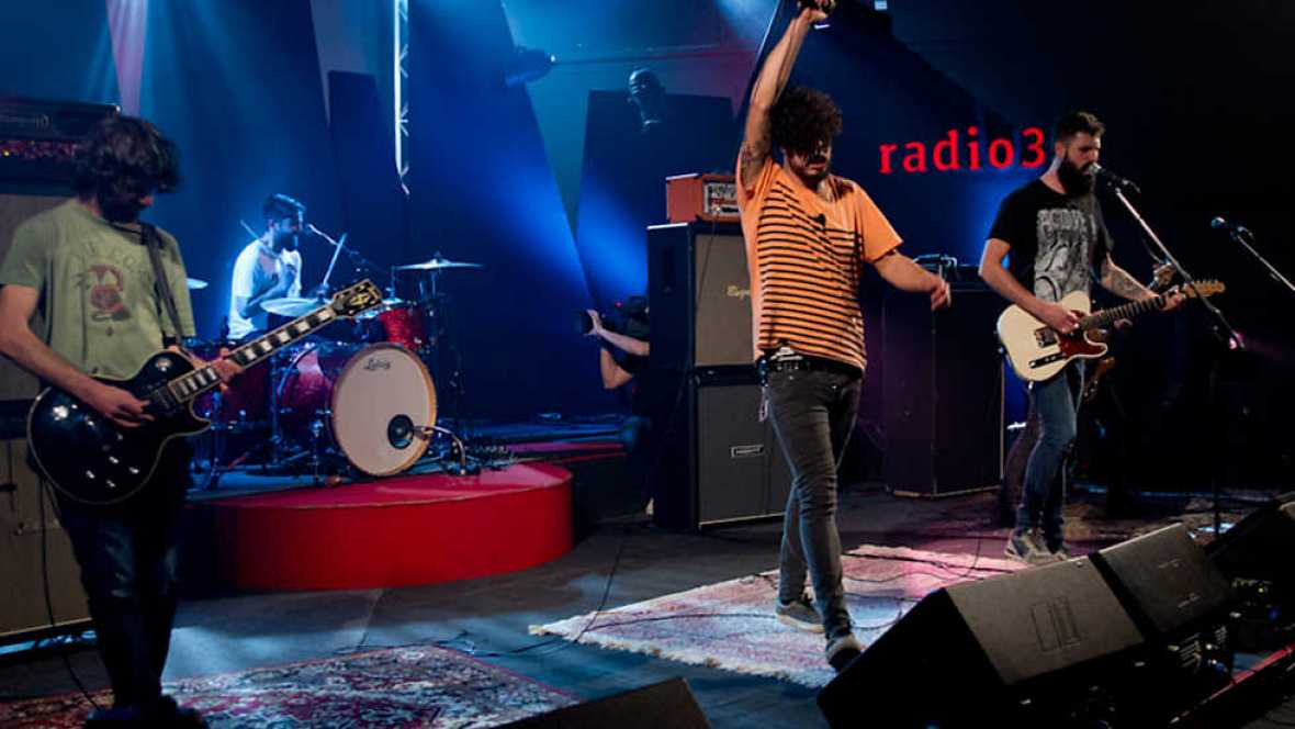 Los conciertos de Radio 3 - Desakato - ver ahora