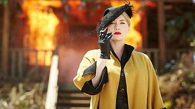 'La modista', una tragicomedia de venganza envuelta en glamour