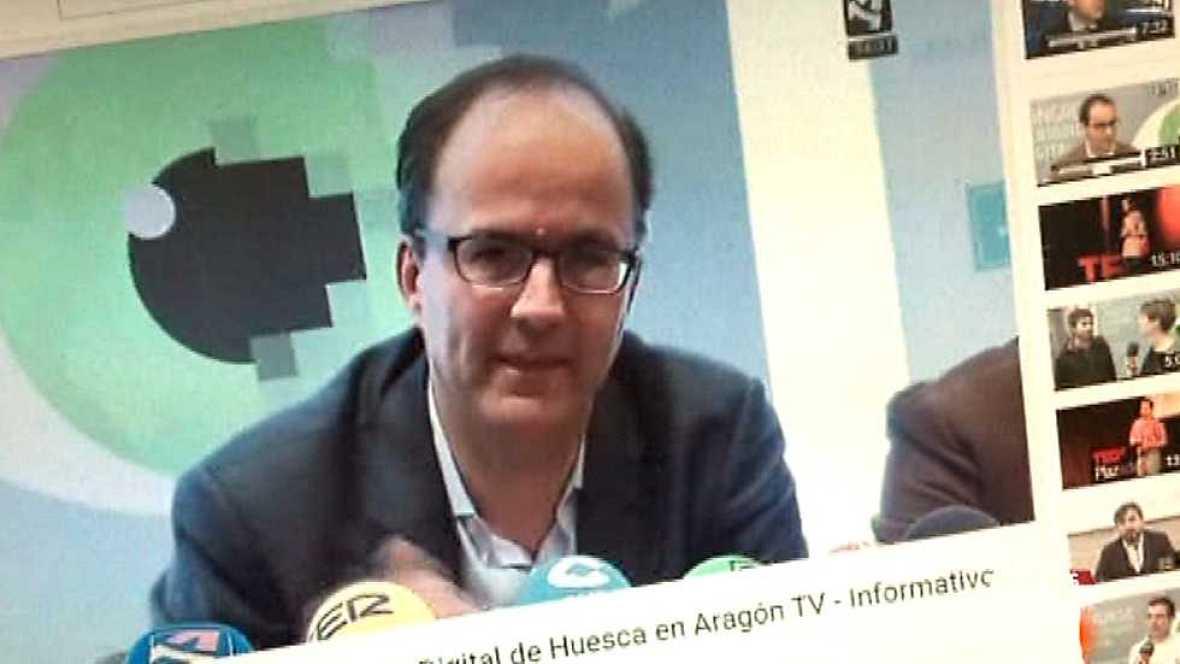 Congreso de Periodismo Digital de Huesca; Youtubers, personas y cintas de vídeo; Yelo; y Blanca de la Cruz - ver ahora