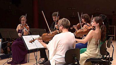 Los conciertos de La 2 - Ciclo Radio Clásica Octeto cuerda (parte 2) - Ver ahora