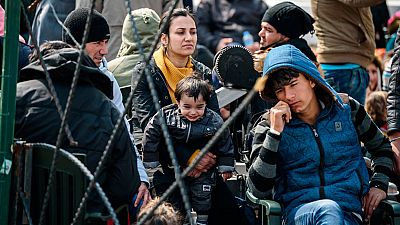 Situación de incertidumbre para los refugiados que llegan a la isla de Lesbos