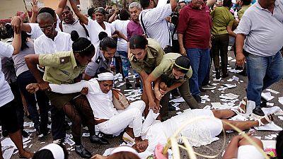 Visita de Obama a Cuba: Liberados varios opositores cubanos detenidos antes de la llegada de Obama a la isla