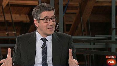 Parlamento - La entrevista - Patxi López, presidente del Congreso