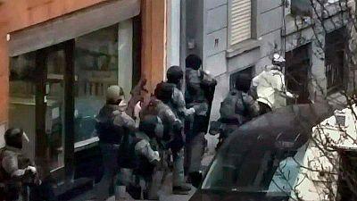 Así intentó escapar Salah Abdeslam de la policía antes de su detención