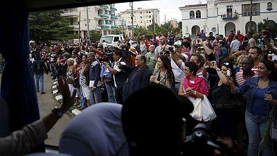Los cubanos esperan que la visita de Obama facilite los viajes de los exiliados