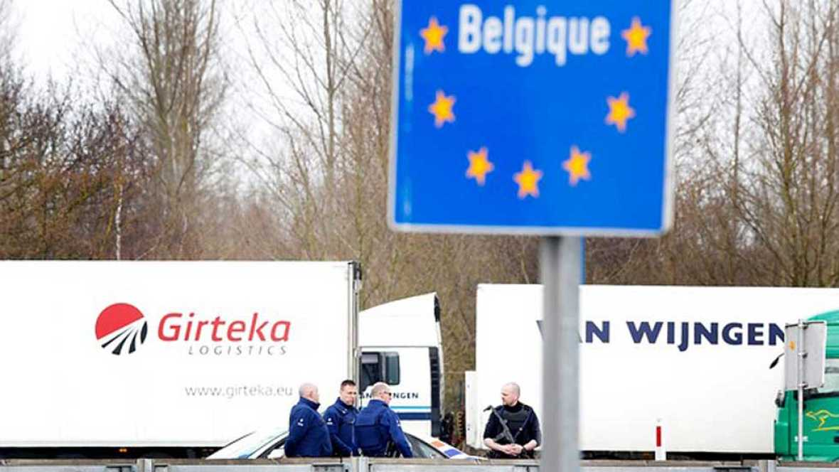 Europa fortalece los controles por tierra, mar y aire tras los atentados en Bruselas