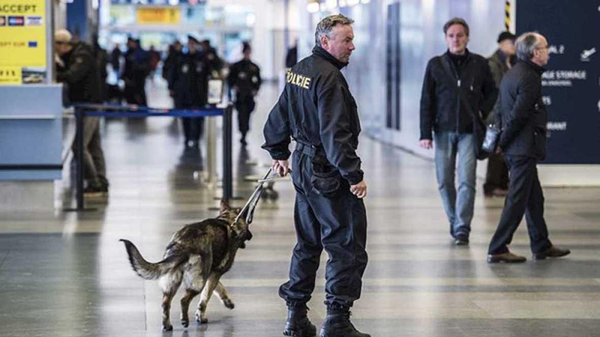 Europa refuerza la seguridad en los aeropuertos de sus ciudades más importantes