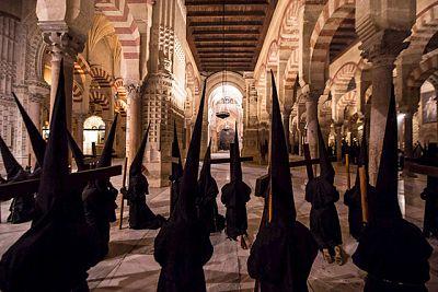 Procesión Semana Santa en Valladolid