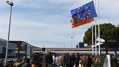 Los familiares de las víctimas del avión de Germanwings piden mejorar la seguridad para evitar más tragedias