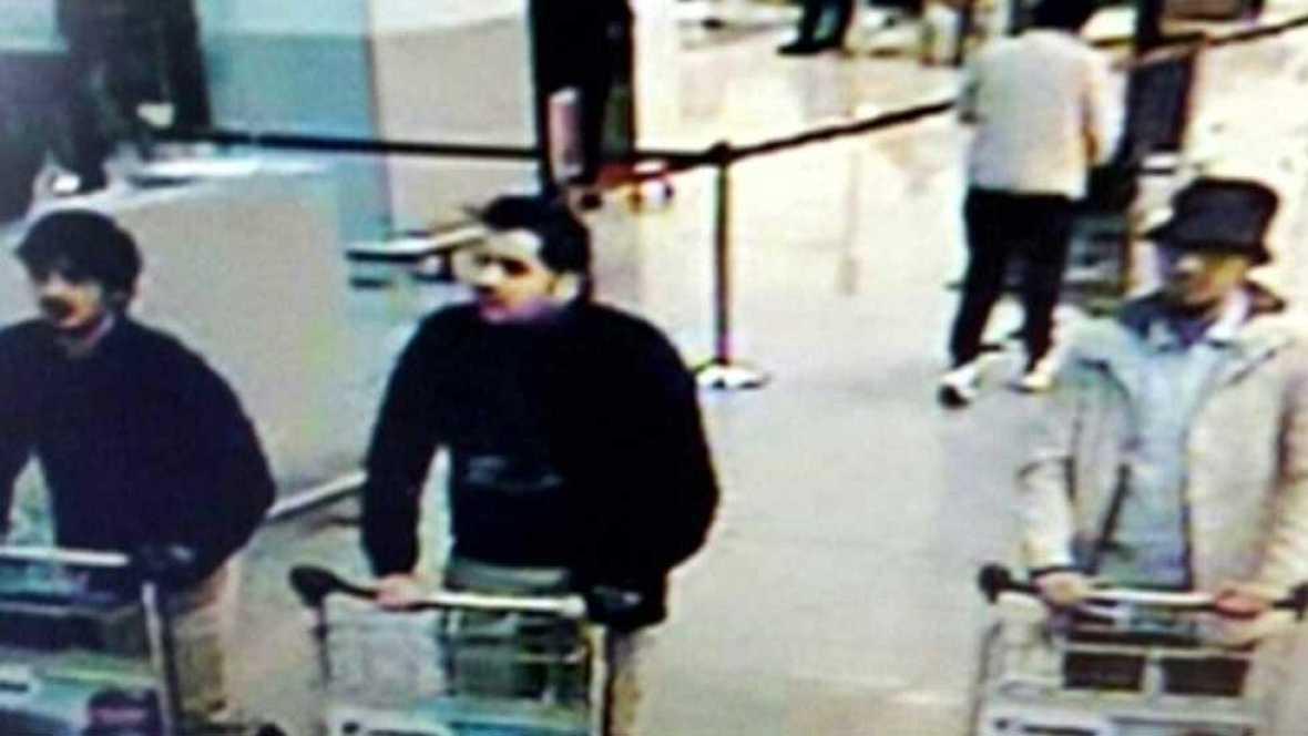 En busca del tercer sospechoso de los atentados de Bruselas