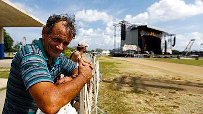 Los Rollings Stones invitan a los cubanos a su primer concierto en la isla
