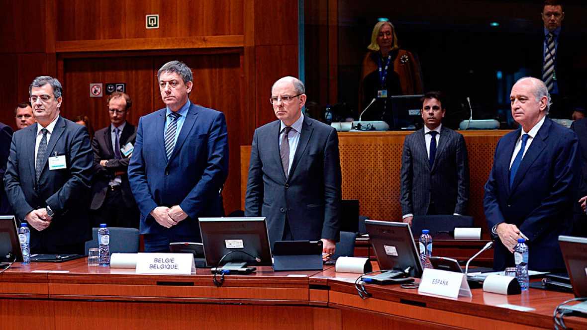 Los ministros de Interior de la UE evaluarán medidas para compartir información sobre terrorismo tras los atentados de Bruselas
