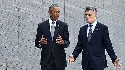 Obama admite que EE.UU. no hizo lo suficiente por los derechos humanos en Argentina