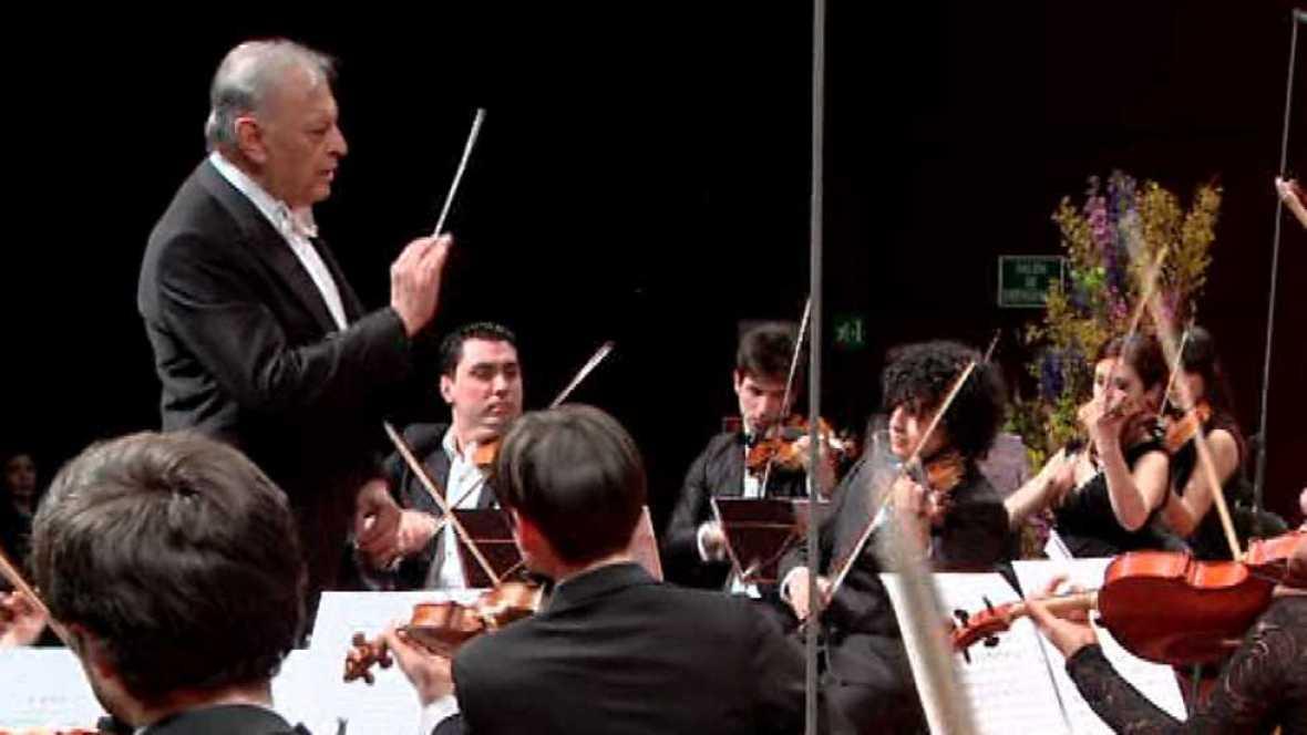 Los conciertos de La 2 - F. Albéniz (Zubin Mehta) - ver ahora