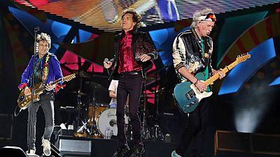 The Rolling Stones protagonizan un histórico concierto en Cuba
