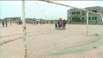Atentado durante un partido de futbol en Bagdad