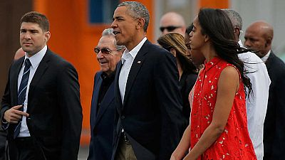 Informe Semanal - Obama en Cuba - ver ahora
