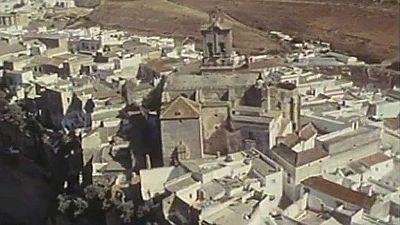 A vista de p�jaro - Pueblos blancos