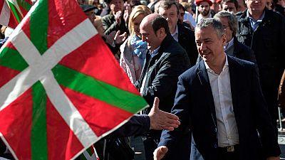 El lehendakari aboga por un nuevo estatus de soberanía compartida para Euskadi