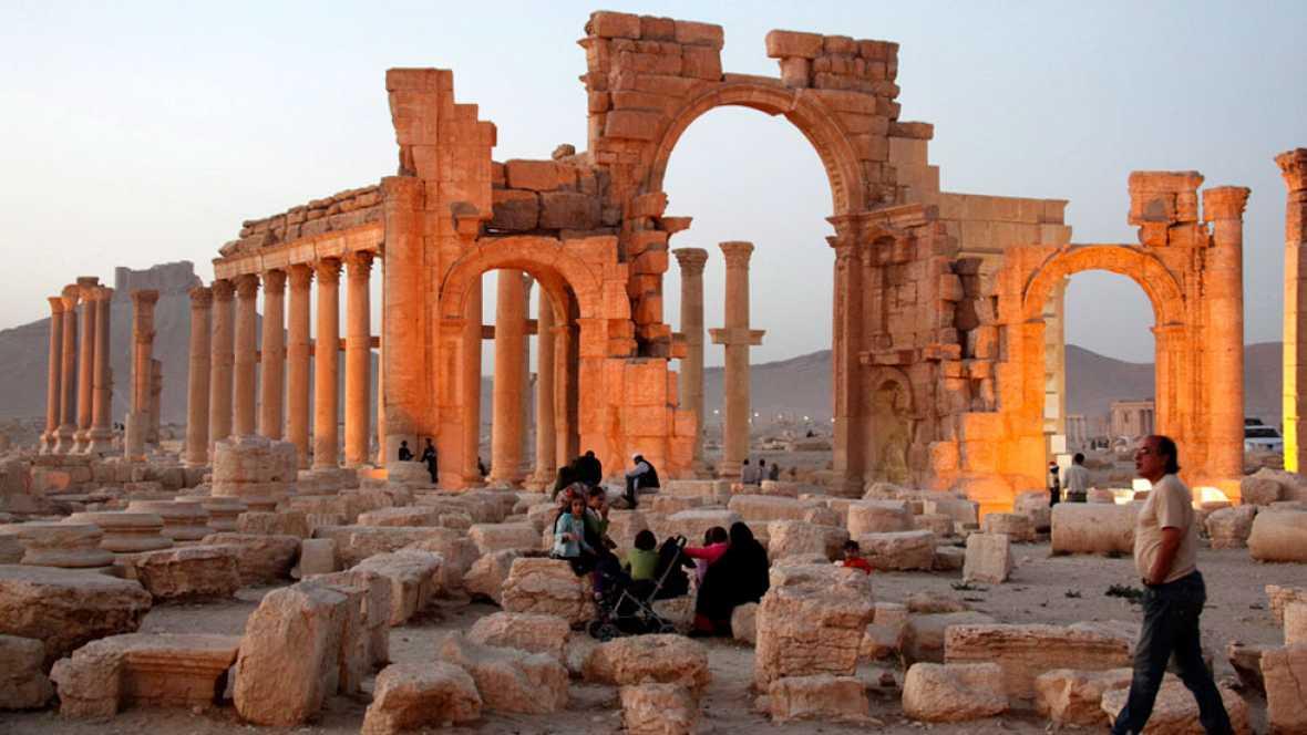 Siria arrebata al Estado Islámico el control de Palmira