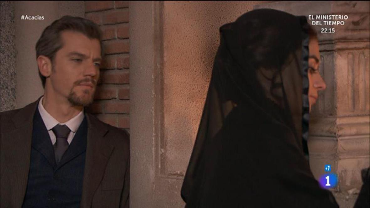 """Acacias 38 - Mauro a Teresa: """"Todo lo que hago lo hago por usted"""""""