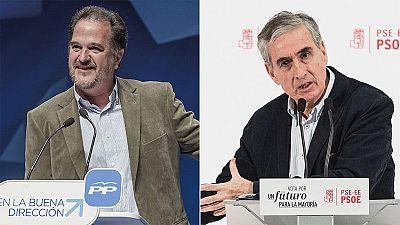 """Los eurodiputados Iturgaiz (PP) y J�uregui (PSOE) apuestan por una """"UE de la seguridad"""" frente al terrorismo yihadista"""