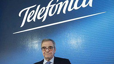 César Alierta cierra su etapa como presidente de Telefónica