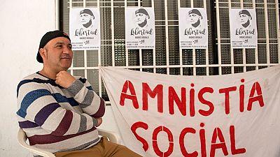 El concejal de Jaén en Común Andrés Bódalo se niega a entrar en prisión