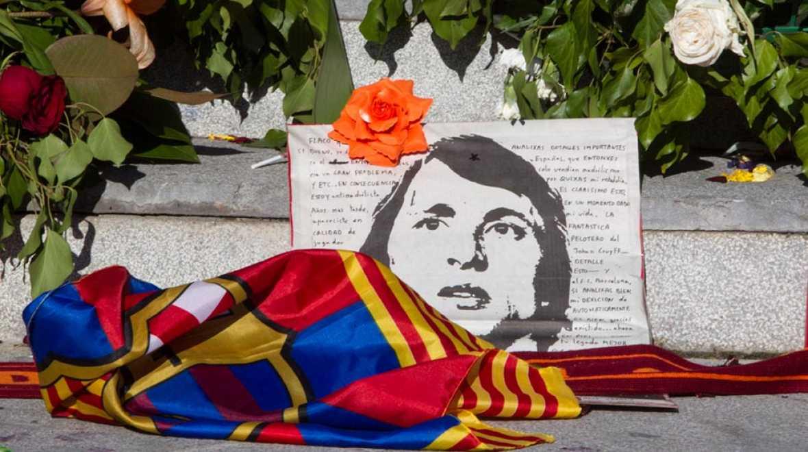Más de 60.000 personas despiden a Johan Cruyff en los cuatro días de homenaje en el Camp Nou