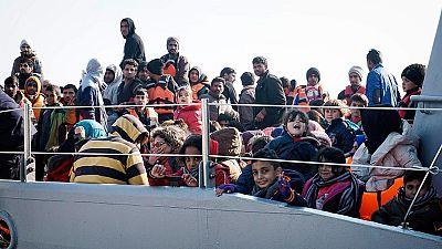 La ONU pide más solidaridad para acoger a los refugiados sirios