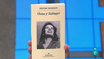 La Aventura del Saber. Libros recomendados. Oona y Salinger. Fr�d�ric Beigbeder