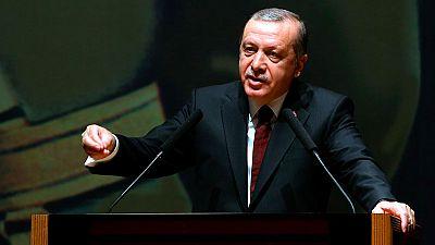 Erdogan exige que se retire de internet un vídeo satírico de una televisión pública alemana sobre él