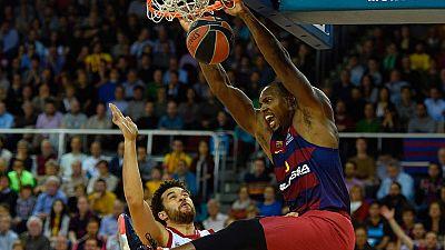 FC Barcelona 75-57 Brose Baskets
