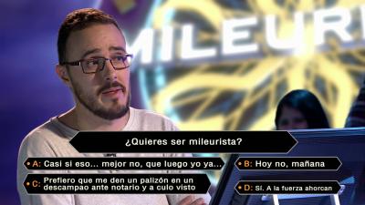 José Mota presenta - ¿Quién quiere ser mileurista?