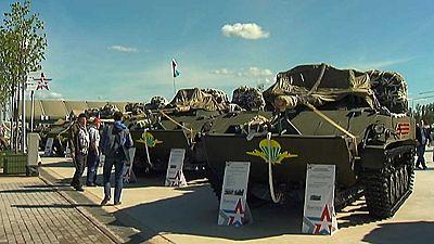 La venta de armas aumenta y consolida a Rusia como el segundo mayor exportador mundial