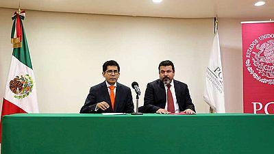 Continúan las investigaciones para determinar qué pasó con los 43 estudiantes desaparecidos en Iguala