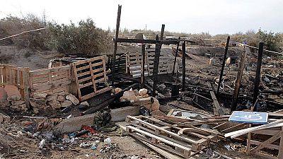 Una mujer, en estado crítico por las quemaduras causadas presuntamente por su pareja en Almería