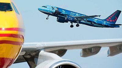 El aeropuerto internacional de  Zaventem reabre bajo fuertes medidas de seguridad
