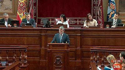 Parlamentos - Otros parlamentos - Debate del estado de la nacionalidad canaria - 02/04/2016