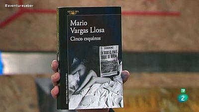 La Aventura del Saber. Libros recomendados. Mario Vargas Llosa. Cinco esquinas