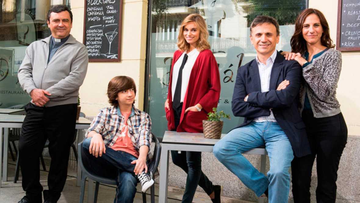 RTVE presenta 'El hombre de tu vida'