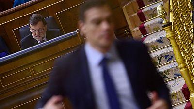 Rajoy defiende su papel en la crisis de los refugiados mientras que la oposición le acusa de incumplir los acuerdos