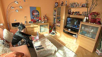 Sigue aumentado el número de personas que viven solas en España