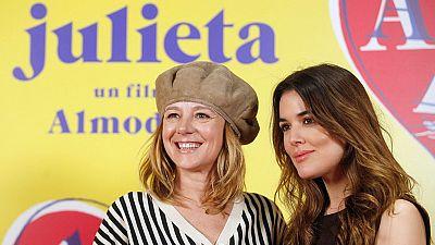 Almodóvar regresa al drama con 'Julieta'