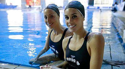 El dúo español de sincronizada acude a Río 2016 sin renunciar a ninguna aspiración