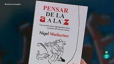 La Aventura del Saber. Libros recomendados. Pensar de la A a la Z. Nigel Warbuton