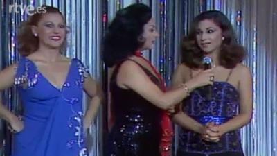 Superstar - Familia Flores, Alberto Cortez y Johnny Hallyday